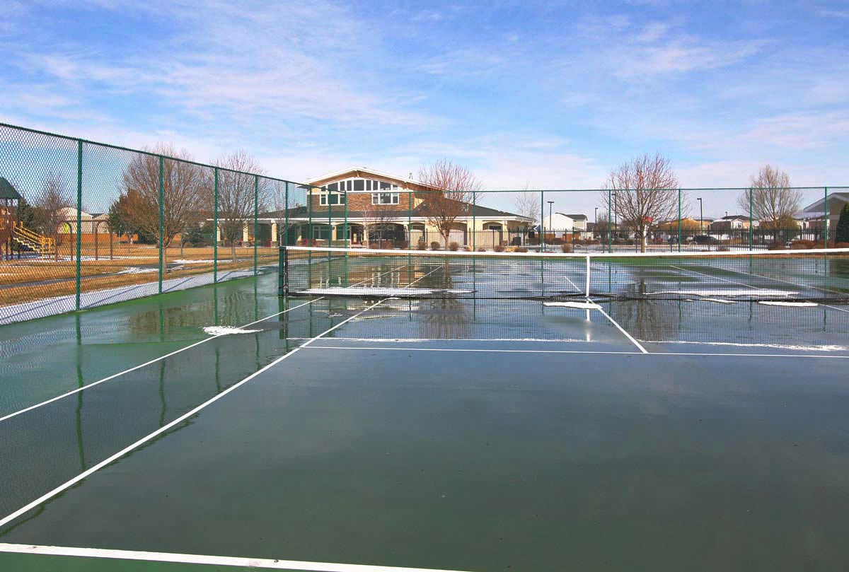 Charter Pointe Community Tennis Courts