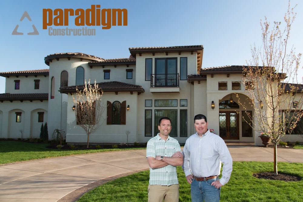 Paradigm Construction Parade Home at Laguna Pointe