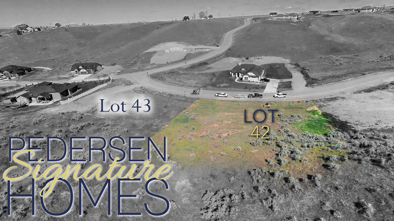 Lot 43 Sage Canyon