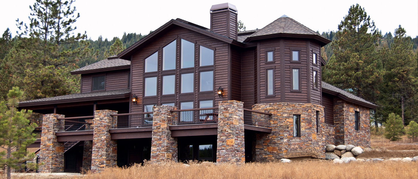 Custom home builder in idaho build on your land autos post for Home builder website