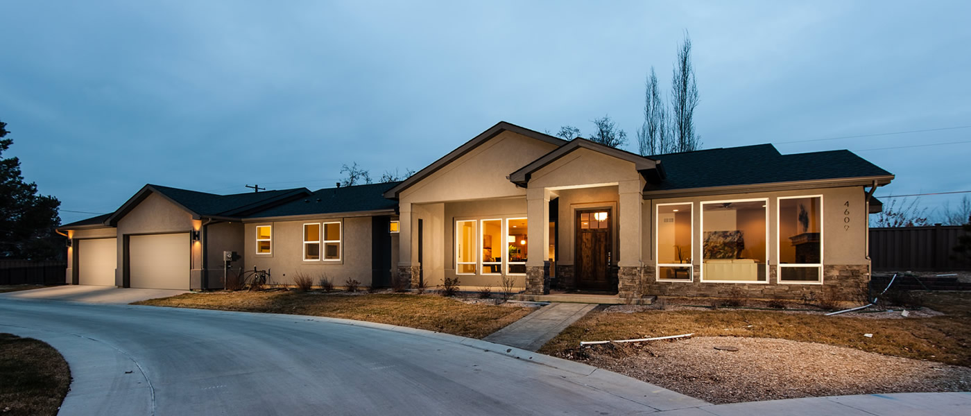 Syringa construction boise idaho boise 39 s ultimate home for Building a house in idaho