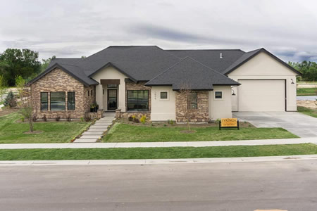 Boise Idaho Parade of Homes- Syringa Construction