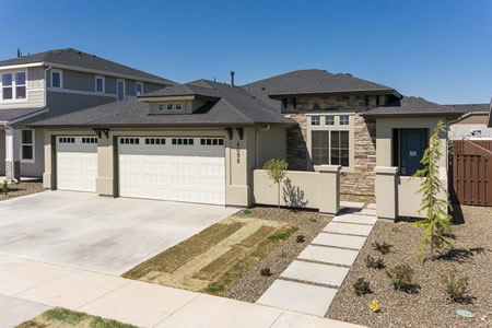 Tresidio Parade Home