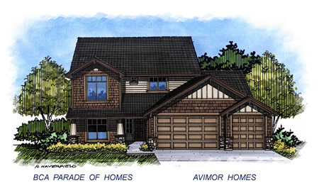 2015 Boise Parade Home by Avimor