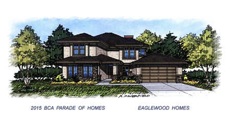 2015 Boise Parade Home by Eaglewood