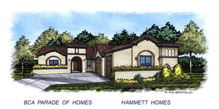 2015 Eagle Idaho Parade Home by Hammett Homes