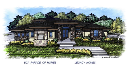 2015 Eagle Idaho Parade Home by Legacy Homes