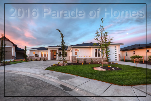 2016 Boise Idaho Parade of Homes