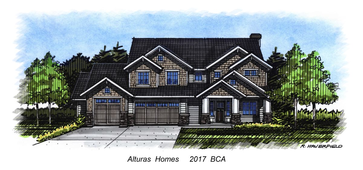 Boise Idaho Parade of Homes 2017 - by Alturas Homes