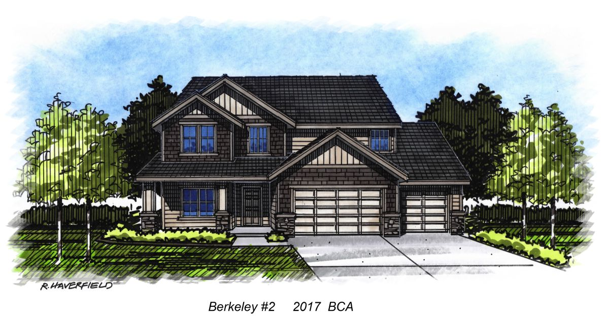 Boise Idaho Parade of Homes 2017- by Berkeley Building Company