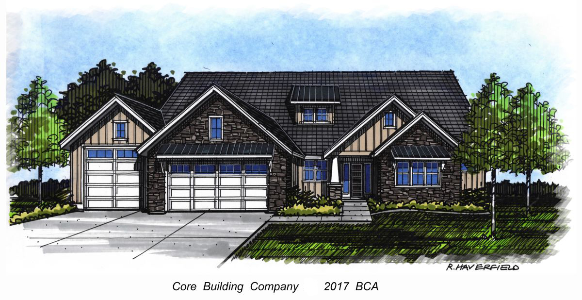 Boise Idaho Parade of Homes 2017 - by Core Building Company