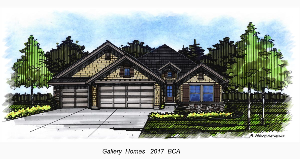 Boise Idaho Parade of Homes 2017 - by Gallery Homes by Varriale