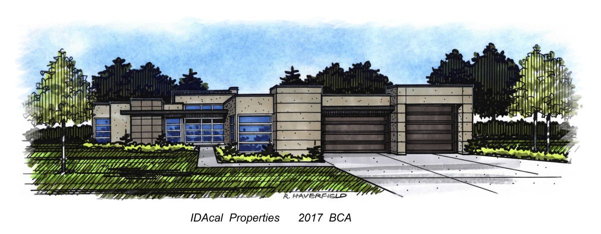 IDACal Properties 2017 Parade Home at Renovare Subdivision in Eagle
