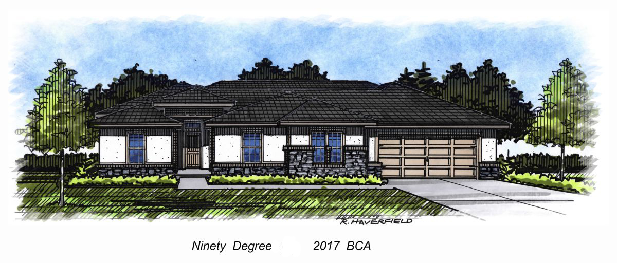 Boise Idaho Parade of Homes 2017 - by Ninety Degree Construction