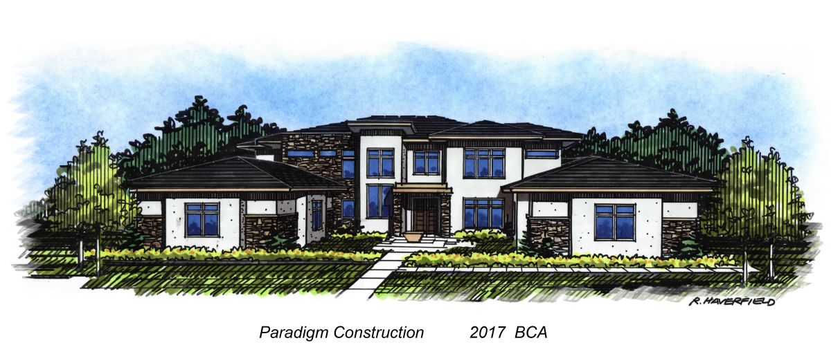 Paradigm 2017 Parade Home at Mace River Ranch Subdivision in Eagle