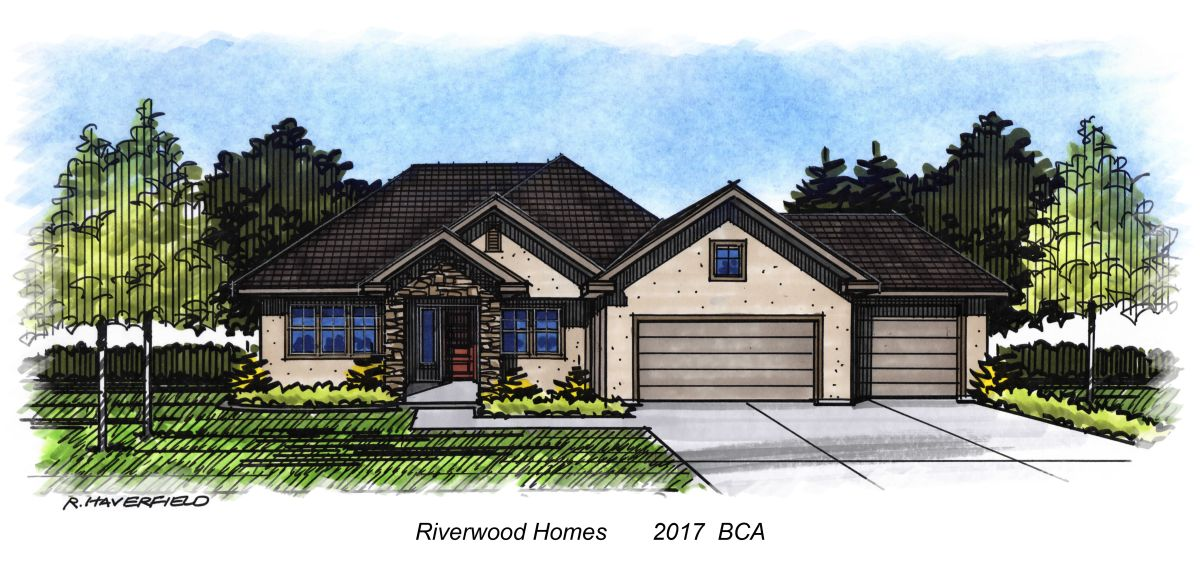 Boise Idaho Parade of Homes 2017 - by Riverwood Homes