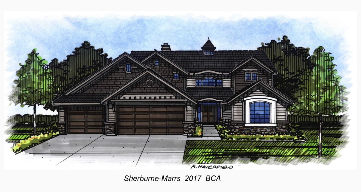 Boise Idaho Parade of Homes 2017 - by Sherburne-Marrs
