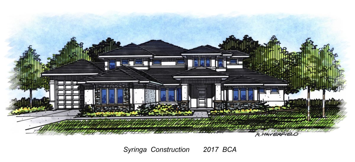 Boise Idaho Parade of Homes 2017 - by Syringa Construction, LLC