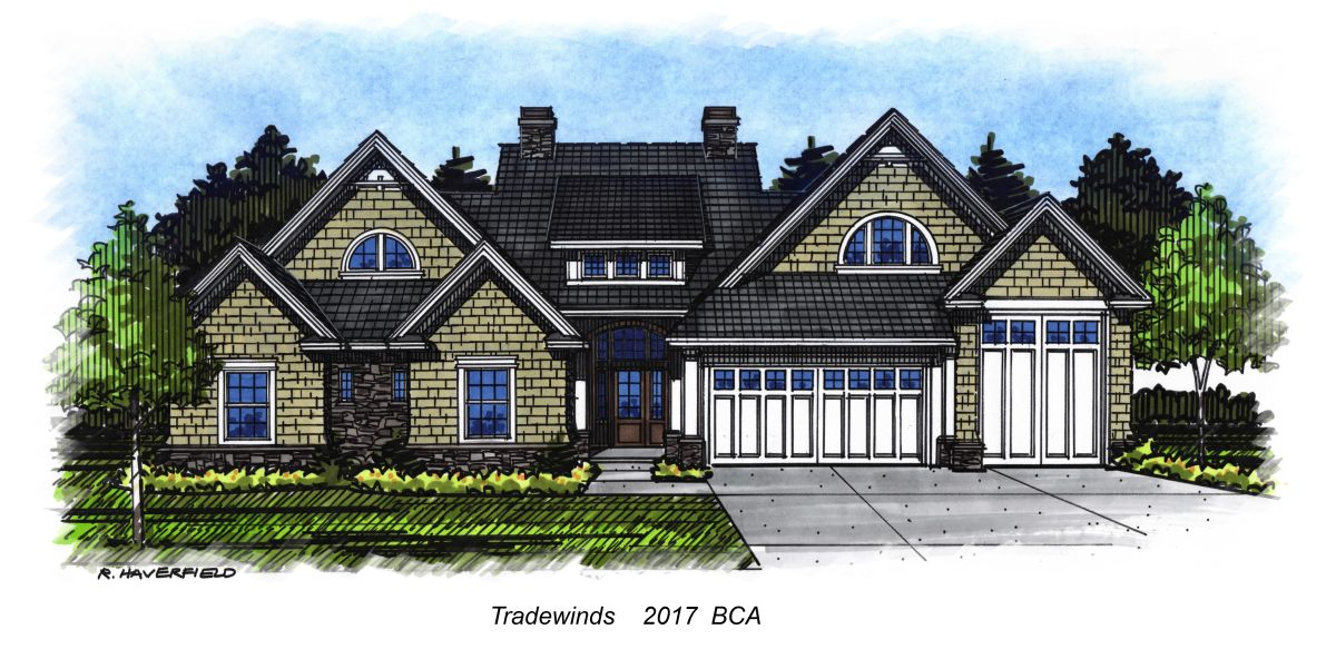 Boise Idaho Parade of Homes 2016- by Tradewinds General Contracting, Inc.