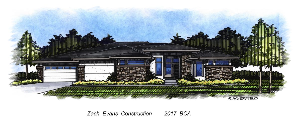 Boise Idaho Parade of Homes 2017 - by Zach Evans Construction