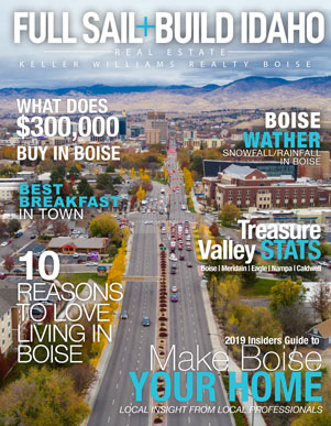 2019 Boise Idaho Relocation Guide
