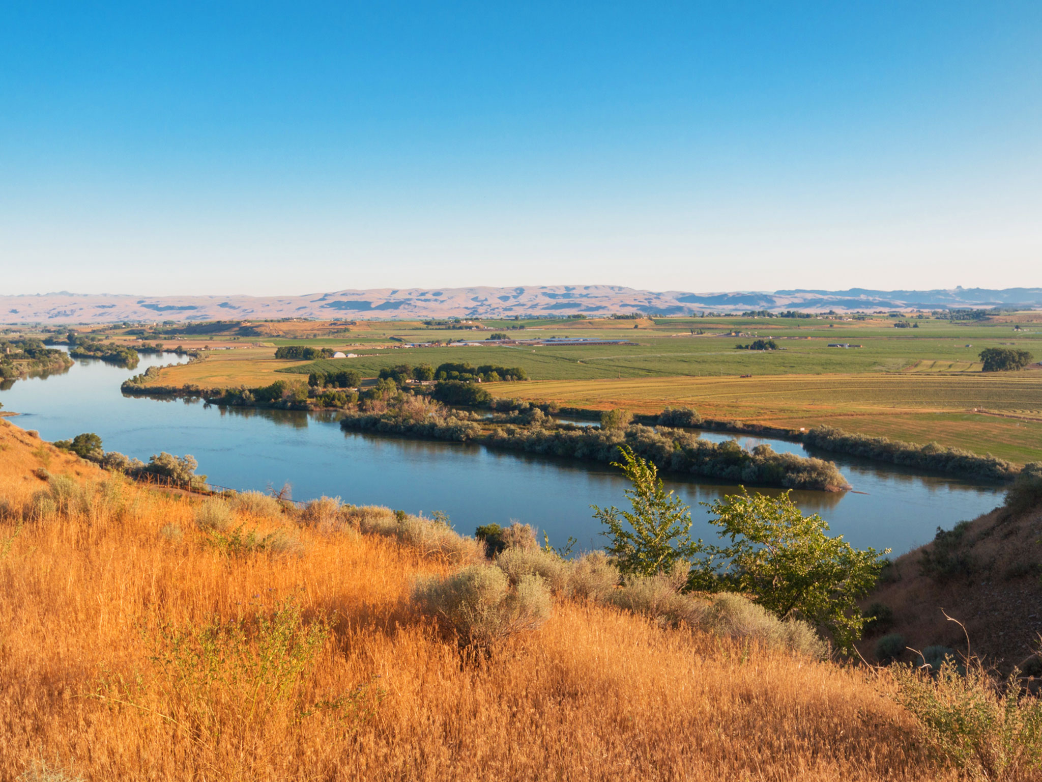 Idaho State - Treasure Valley - Snake River Valley