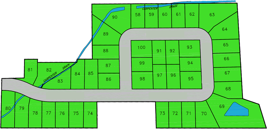 Idaho Plat Map