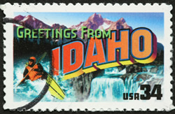 Idaho- The Gem State