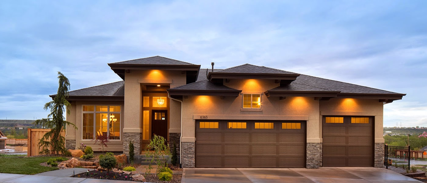 2014 Boise Idaho Parade of Homes Brighton River Heights