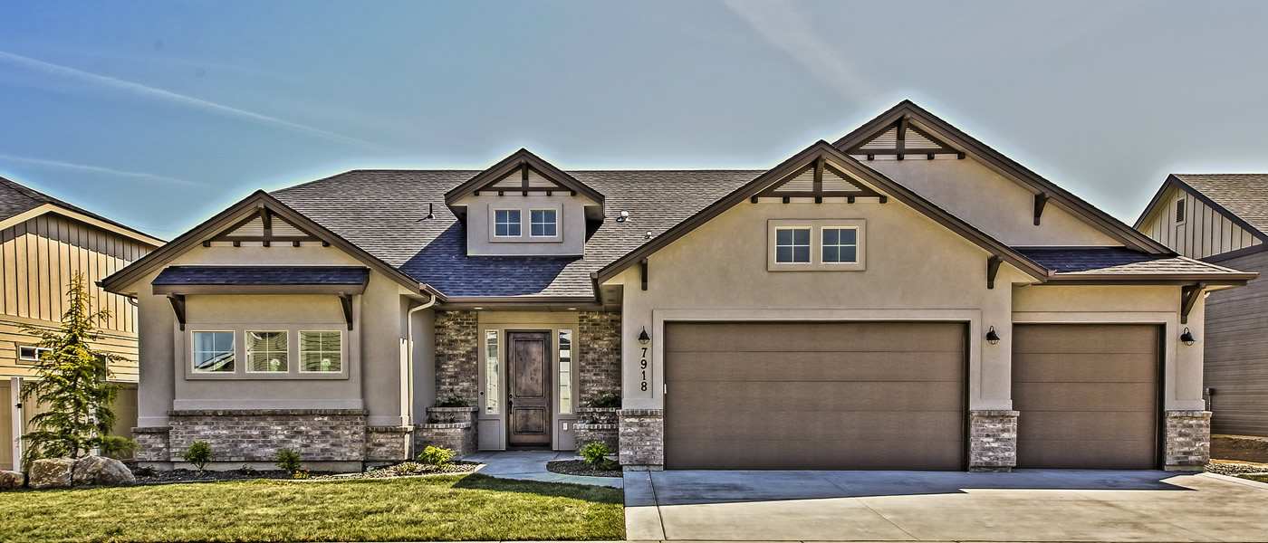 Eaglewood Homes 2014 Boise Parade Home