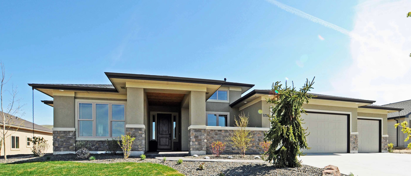2014 Boise Idaho Parade of Homes Shadow Mountain Homes at Avimor