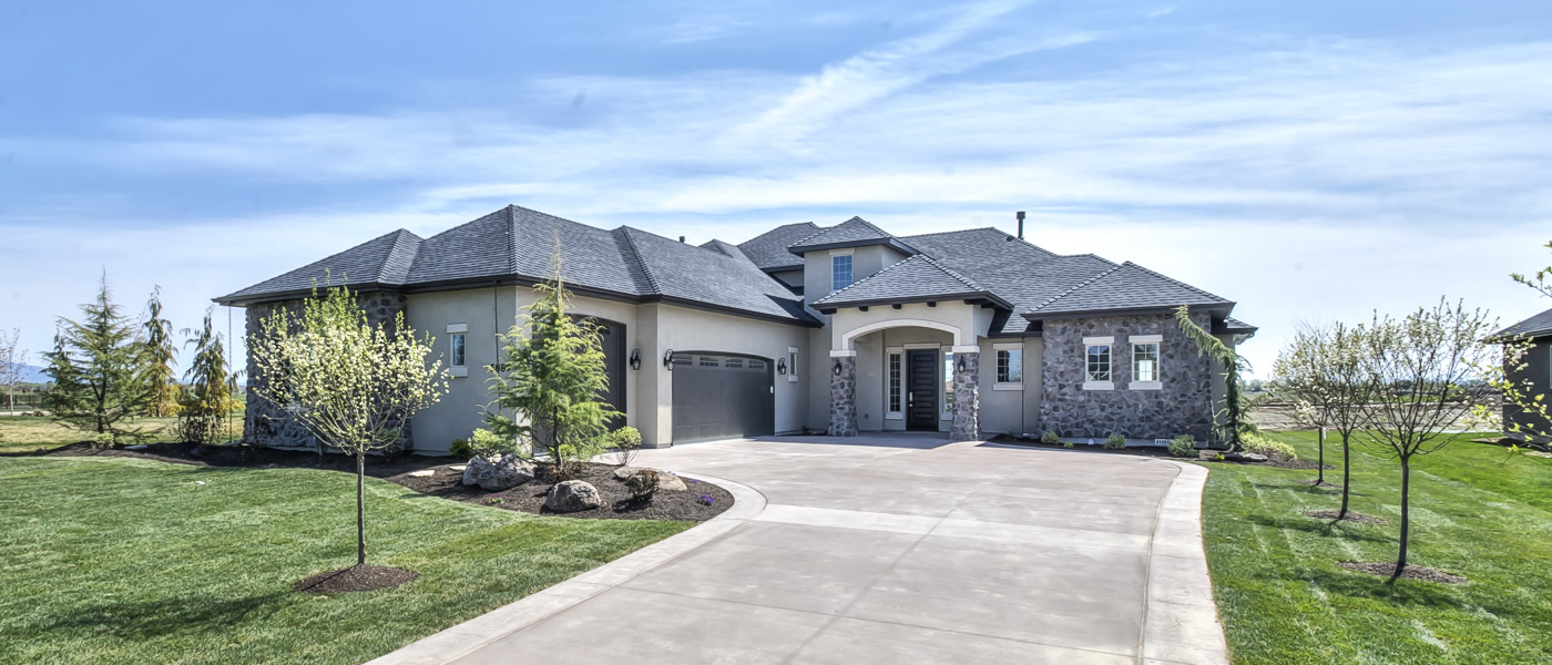 Votre for your favorite parade home build idaho boise for Building a house in idaho