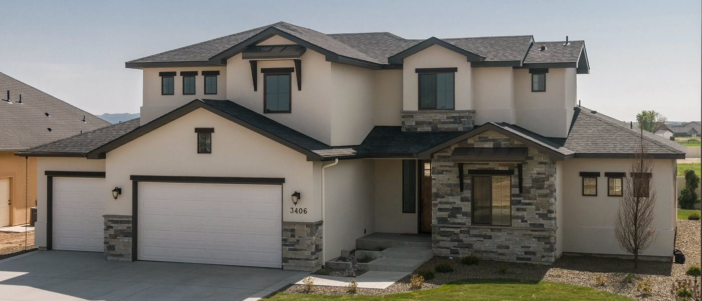 2014 Boise Idaho Parade of Homes by Tresidio Homes