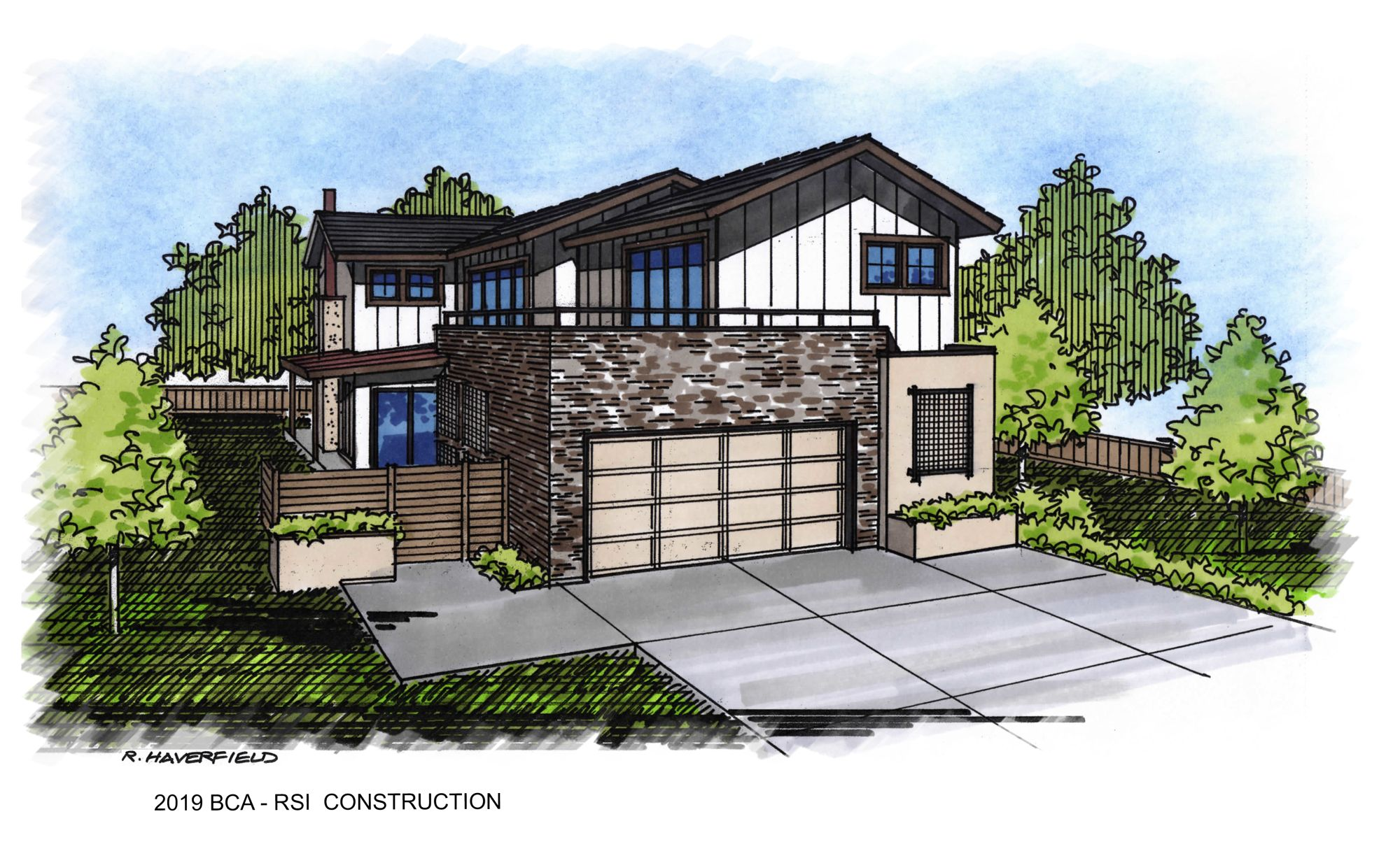 2019 Boise Idaho Parade Home by RSI Construction