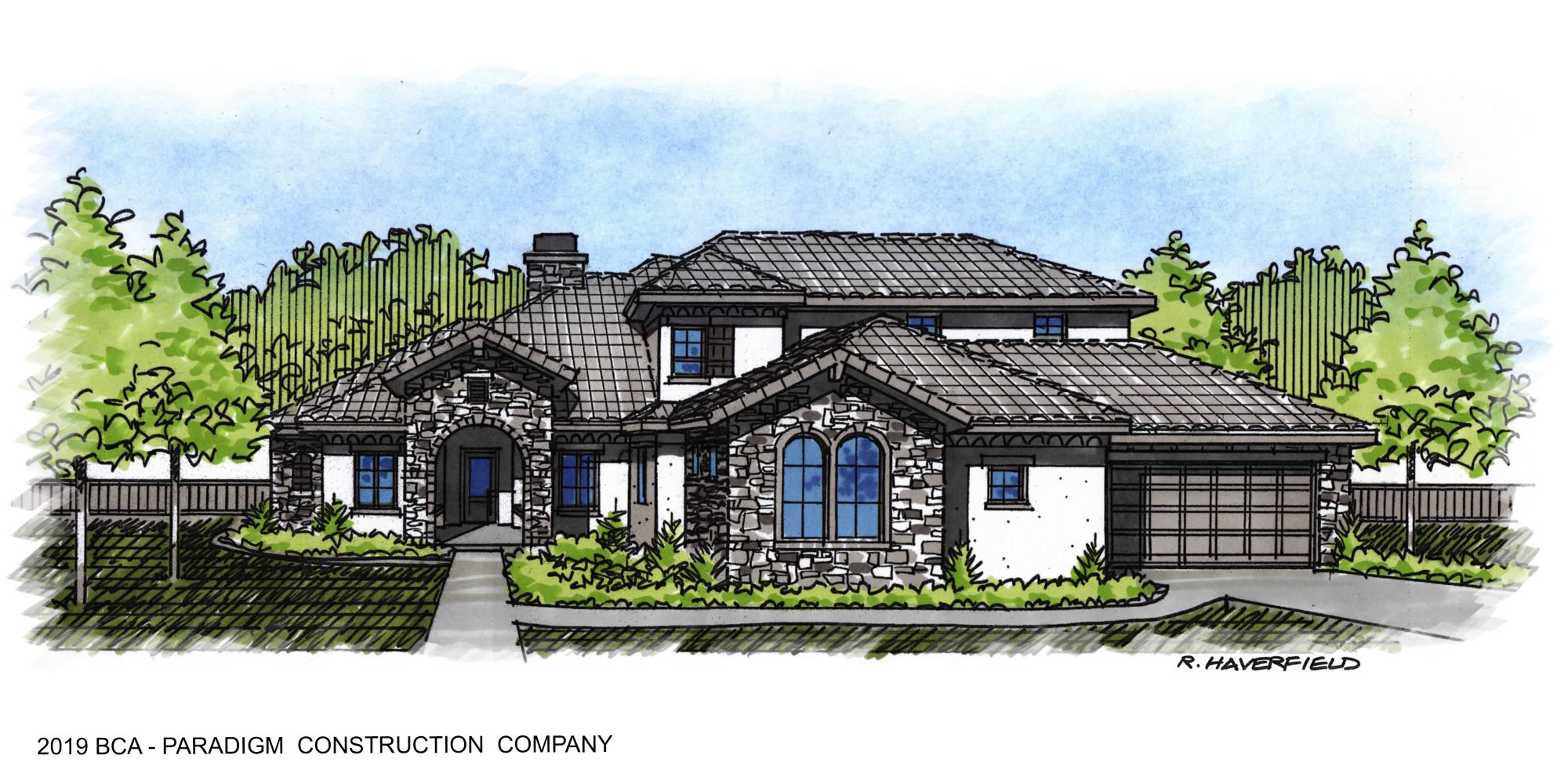 2019 Boise Idaho Parade Home by Paradigm Construction