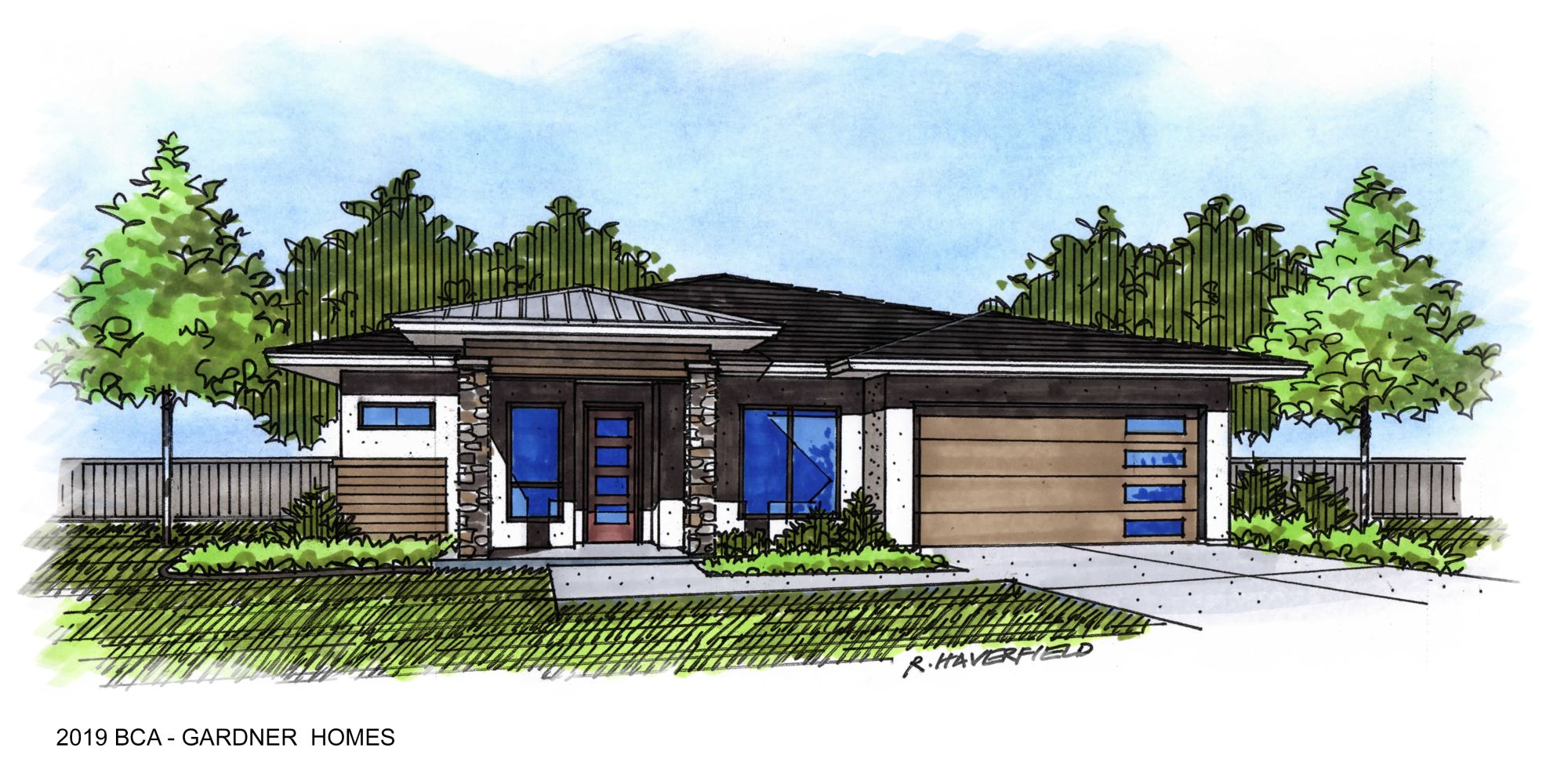 2019 Boise Idaho Parade Home by Gardner Homes