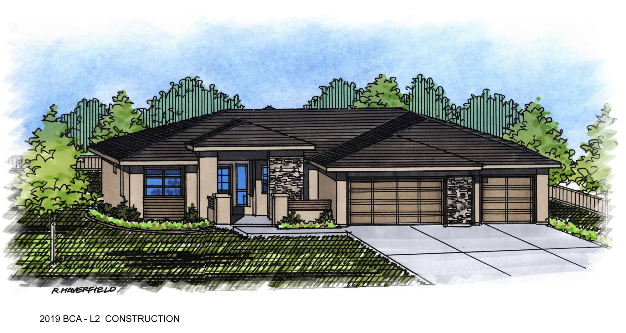 2019 Boise Idaho Parade Home by L2 Construction