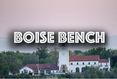 Boise Bench New Subdivisions + Homes for Sale