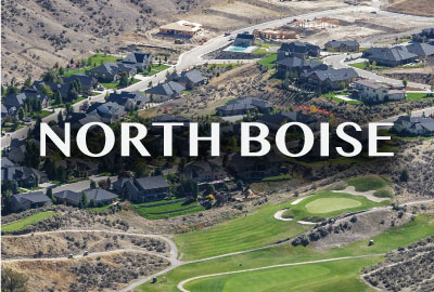 North Boise New Subdivisions + Homes for Sale