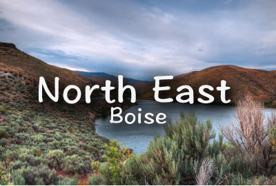 Northeast Boise New Subdivisions + Homes for Sale