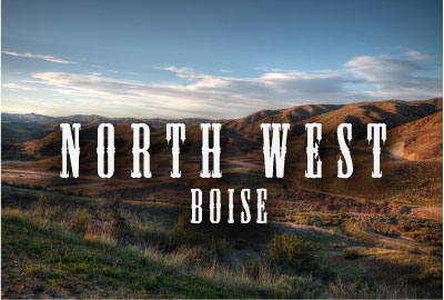 Northwest Boise New Subdivisions + Homes for Sale