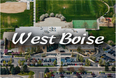 West Boise New Subdivisions + Homes for Sale