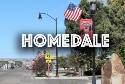 Homedale Idaho