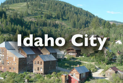 Idaho CIty Homes for Sale