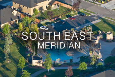 Southeast Meridian New Communities + Homes for Sale