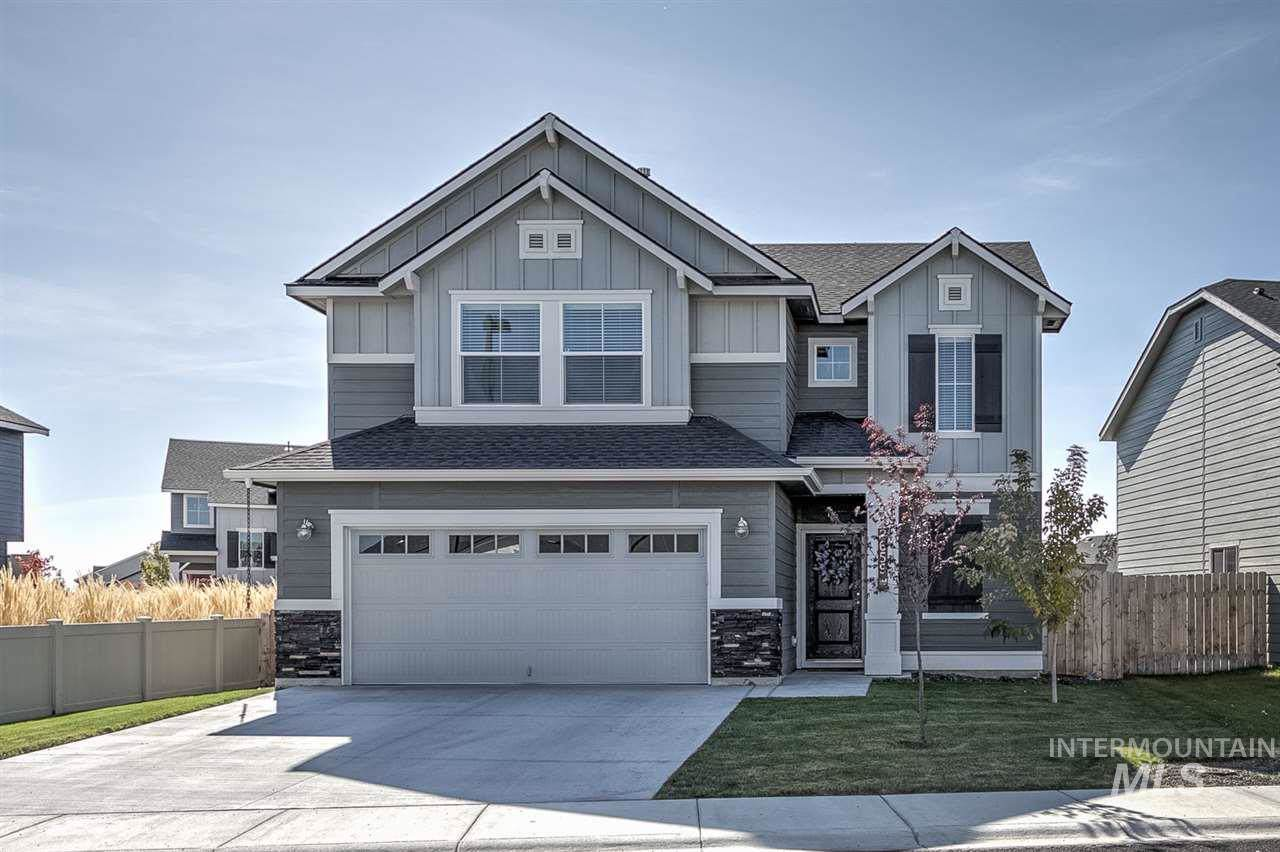Meridian Idaho Home for Sale at Canterbury Commons