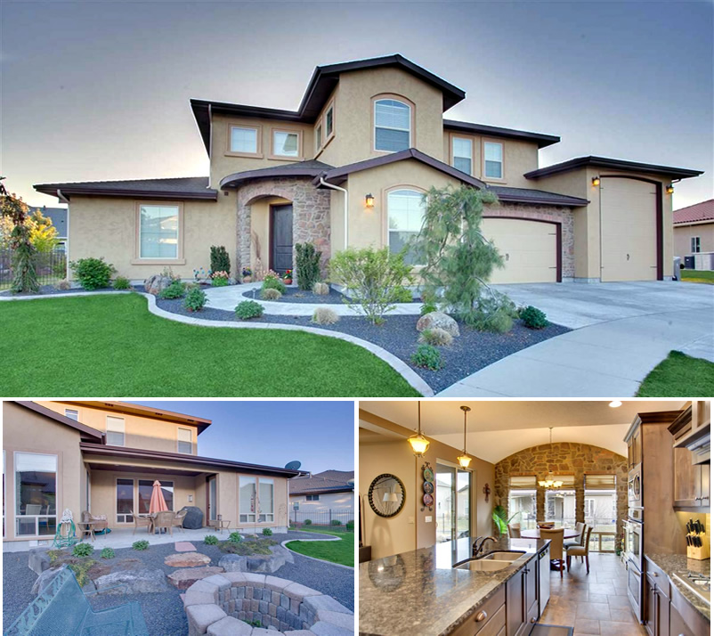 Eagle IDaho Home for Sale at Corrente Bello