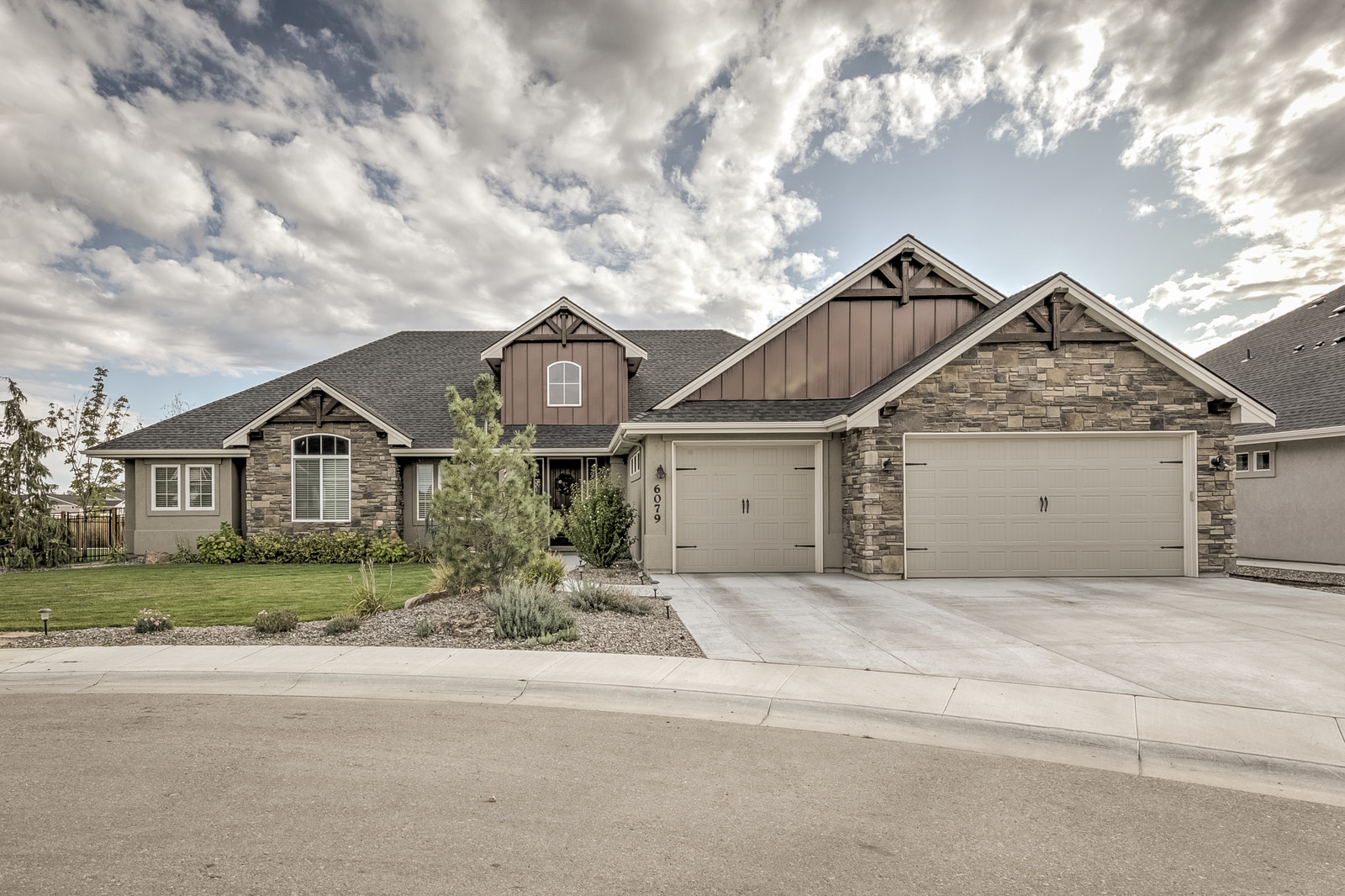 Eagle Idaho Home for Sale  at Legacy on 6709 Biathlon