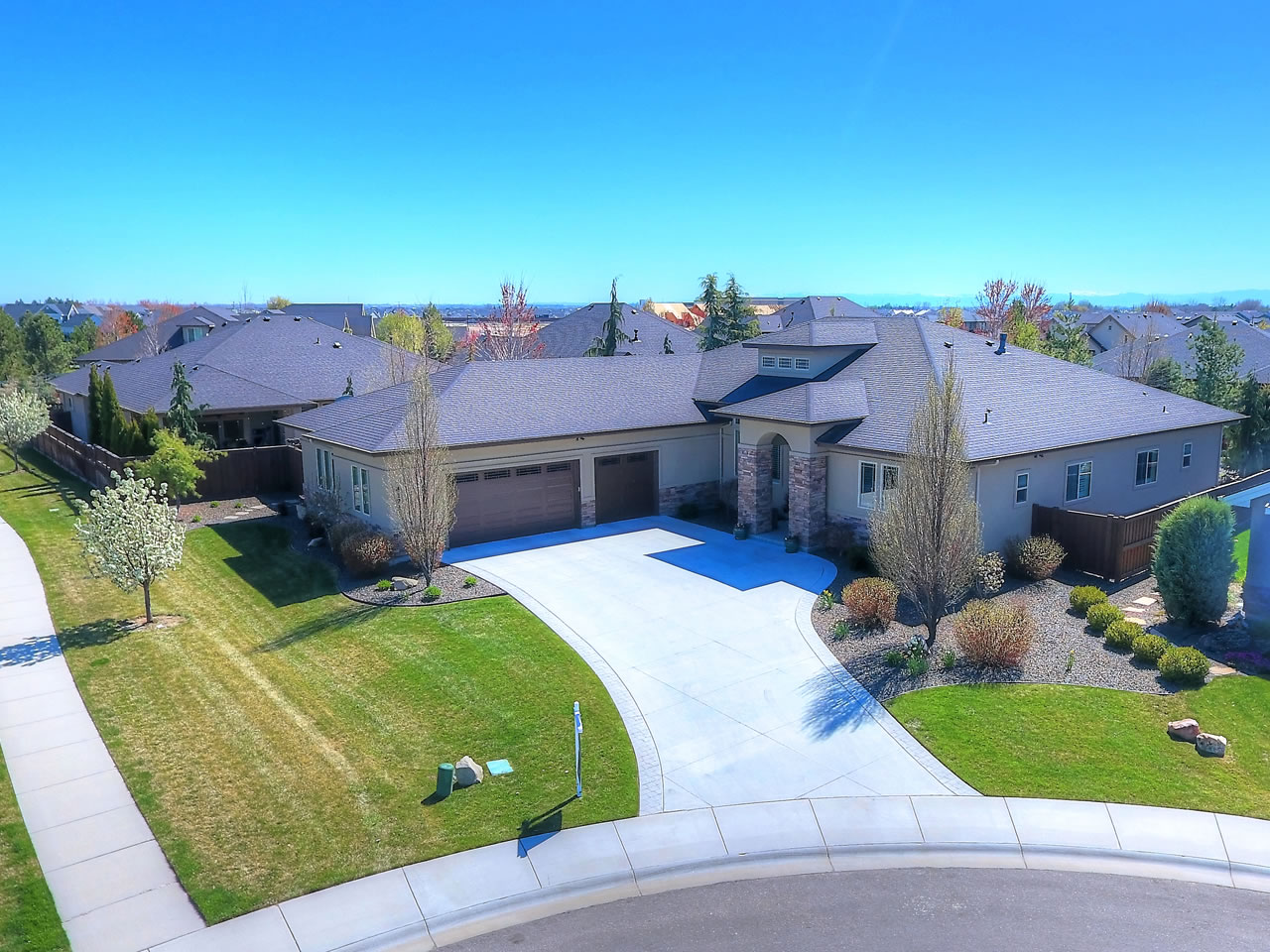 Meridian Idaho Home for Sale at Spurwing Greens