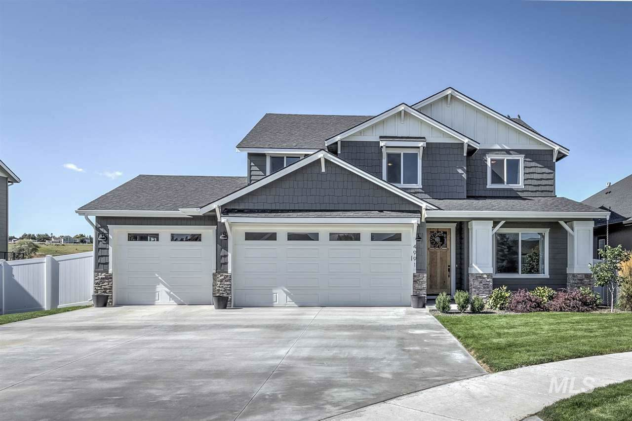 Meridian Idaho HOme for Sale at 4991 Marsala